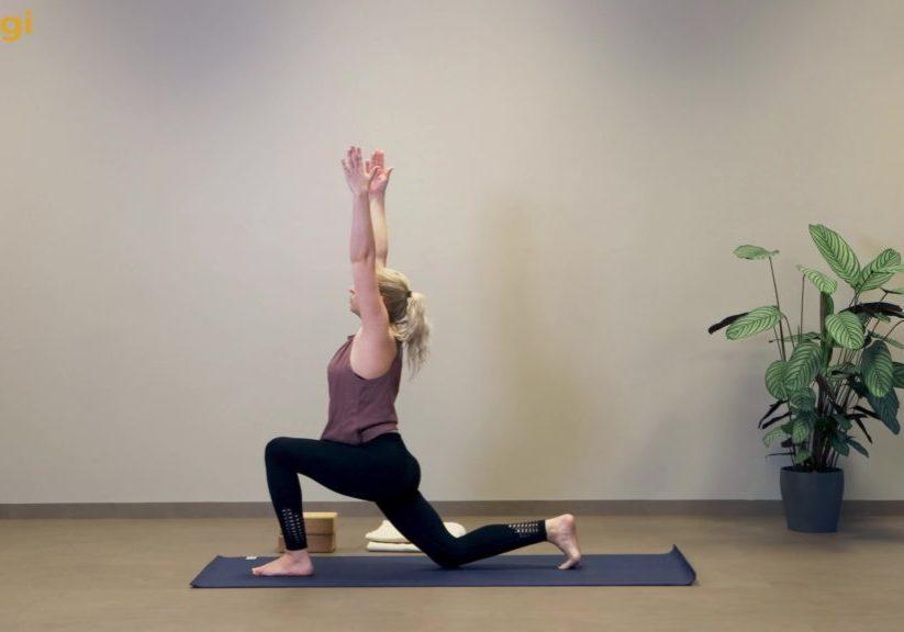 Yoga - Flyt og ro