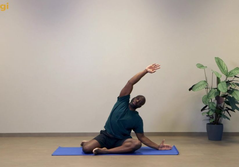 Pilates - Spine and Shoulders